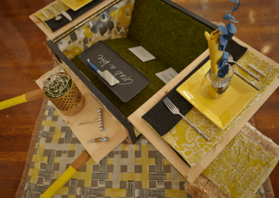 "DIFFA PICNIC BY DESIGN 2014 – ""Farm-Chic"""